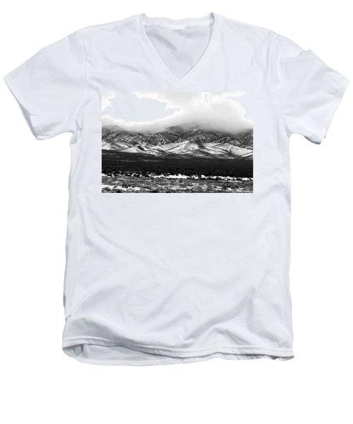 Nevada Snow Men's V-Neck T-Shirt