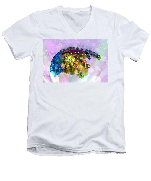 New Composition  Men's V-Neck T-Shirt
