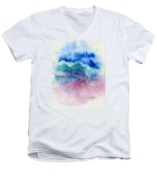 New Wave Men's V-Neck T-Shirt