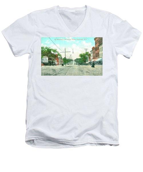 Newburgh Broadway - 09 Men's V-Neck T-Shirt