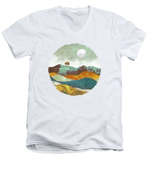 Night Fog Men's V-Neck T-Shirt