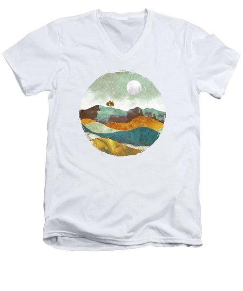 Night Fog Men's V-Neck T-Shirt