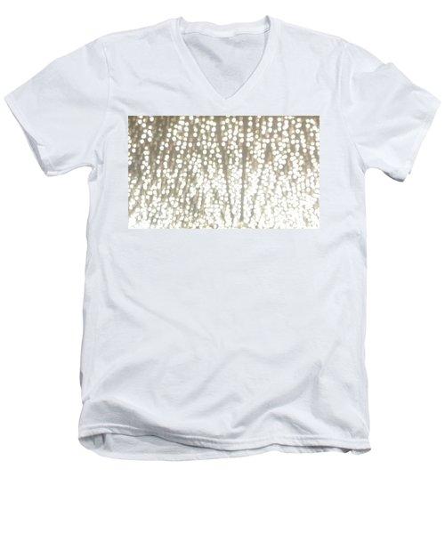 Night Full Of Bling Men's V-Neck T-Shirt