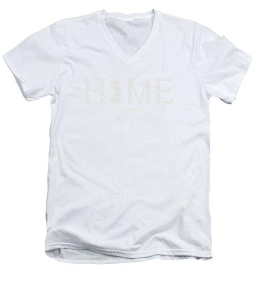 Nj Home Men's V-Neck T-Shirt