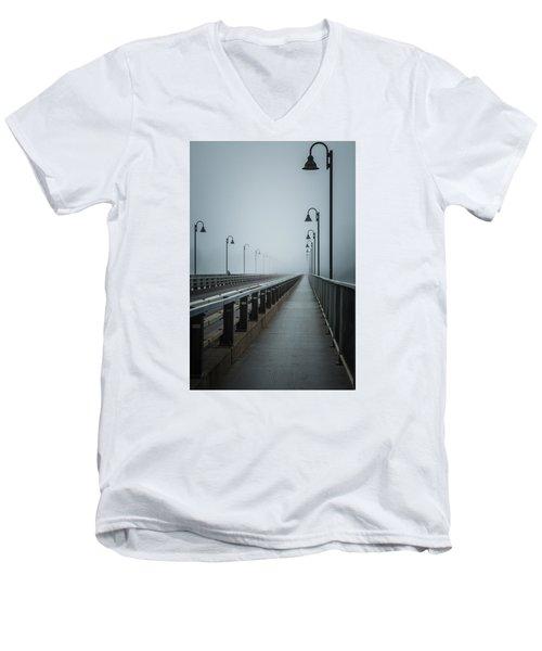 No Ending Men's V-Neck T-Shirt