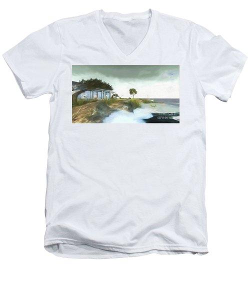 Noredney 3 Men's V-Neck T-Shirt
