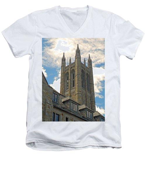 Norwood Town Hall Men's V-Neck T-Shirt