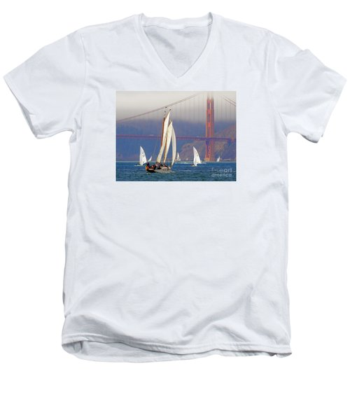 Not Just Another Men's V-Neck T-Shirt