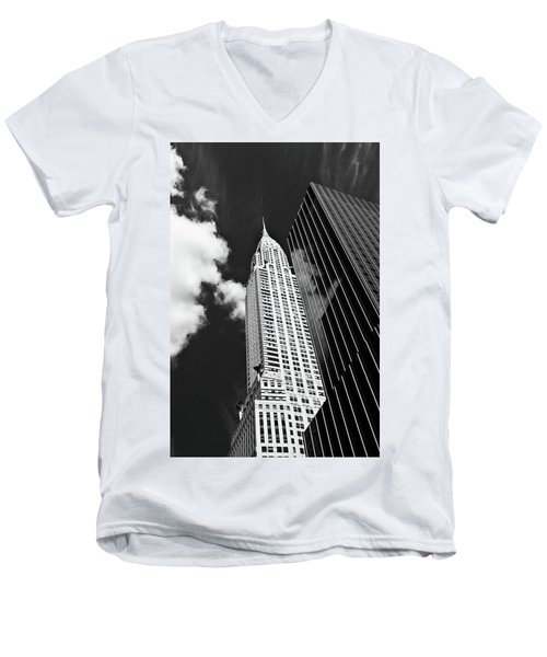 Nyc2 Men's V-Neck T-Shirt