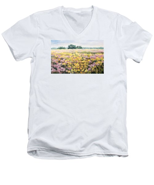 Nygren Wetlands Men's V-Neck T-Shirt