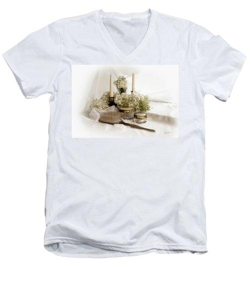 Of Days Past Men's V-Neck T-Shirt