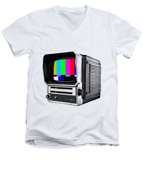 Off Air Tee Men's V-Neck T-Shirt