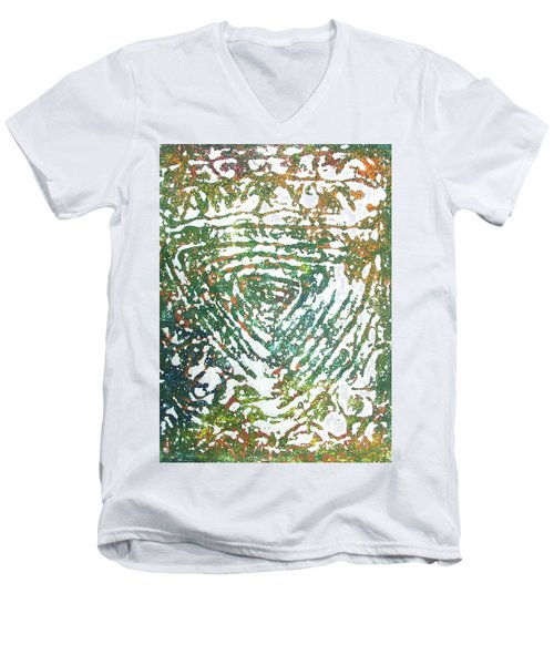 17-offspring While I Was On The Path To Perfection 17 Men's V-Neck T-Shirt