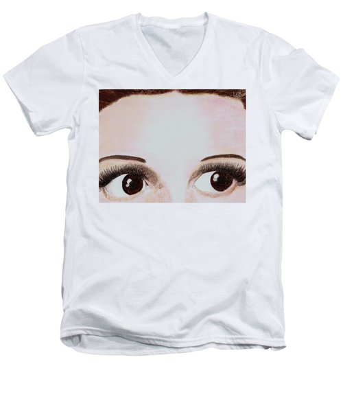 Oh My Men's V-Neck T-Shirt