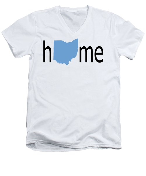 Ohio - Home Men's V-Neck T-Shirt