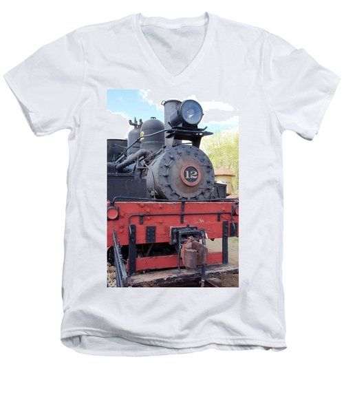 Old Number Twelve Men's V-Neck T-Shirt