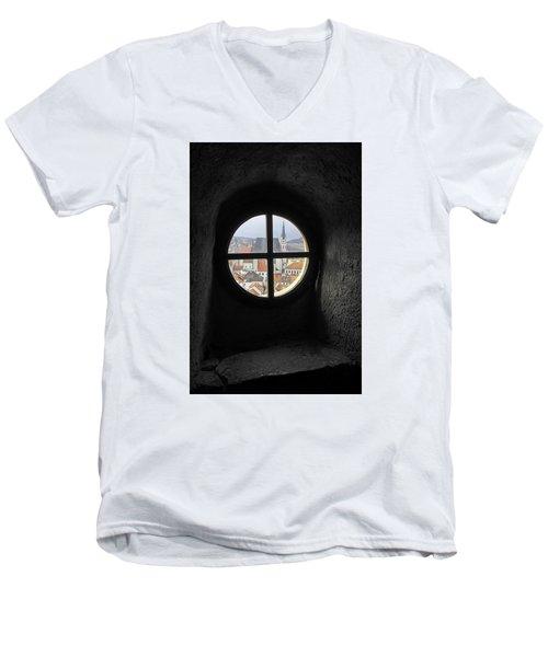 Old Salzburg Men's V-Neck T-Shirt