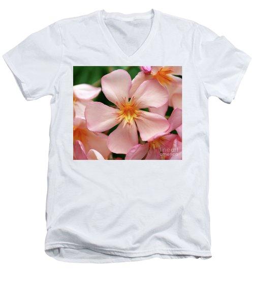 Oleander Dr. Ragioneri 1 Men's V-Neck T-Shirt