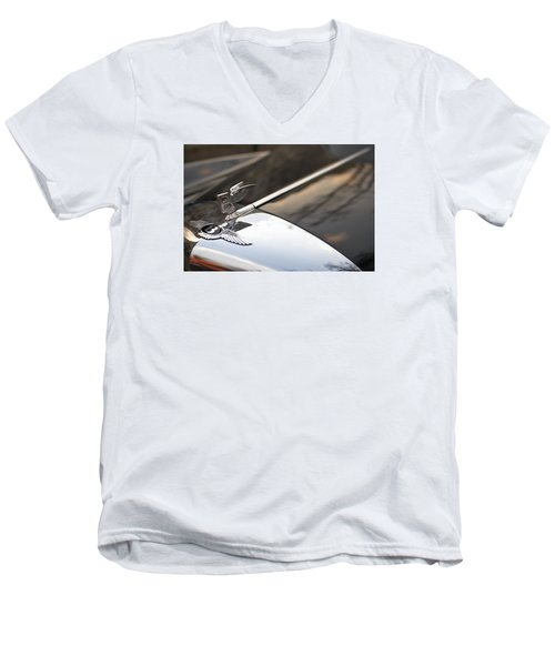 On The Wings Men's V-Neck T-Shirt