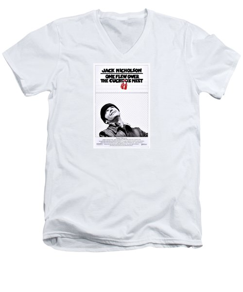 One Flew Over The Cuckoo's Nest Men's V-Neck T-Shirt