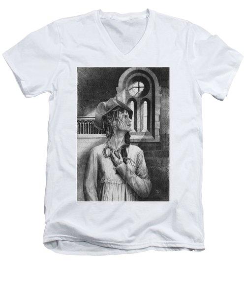 Ophelia Men's V-Neck T-Shirt