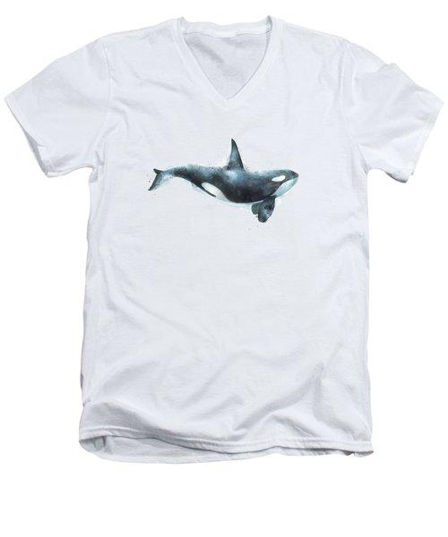 Orca Men's V-Neck T-Shirt