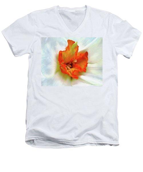 Orchid's Soul Men's V-Neck T-Shirt