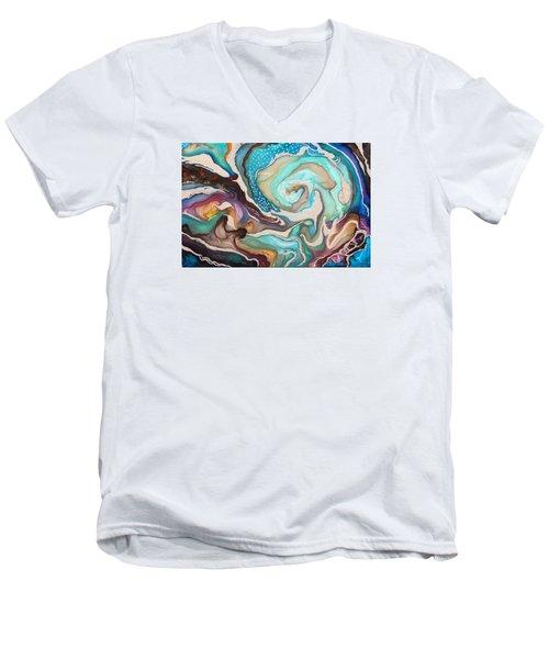 Organico Xxlx Men's V-Neck T-Shirt