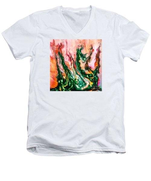 Otherworld  Men's V-Neck T-Shirt