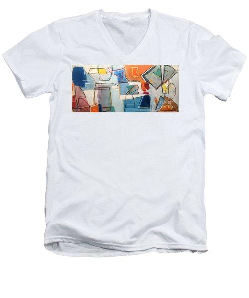 Out Of Sorts Men's V-Neck T-Shirt