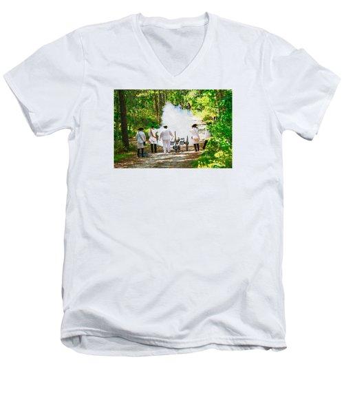 Page 10 Men's V-Neck T-Shirt