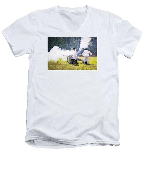 Page 25 Men's V-Neck T-Shirt