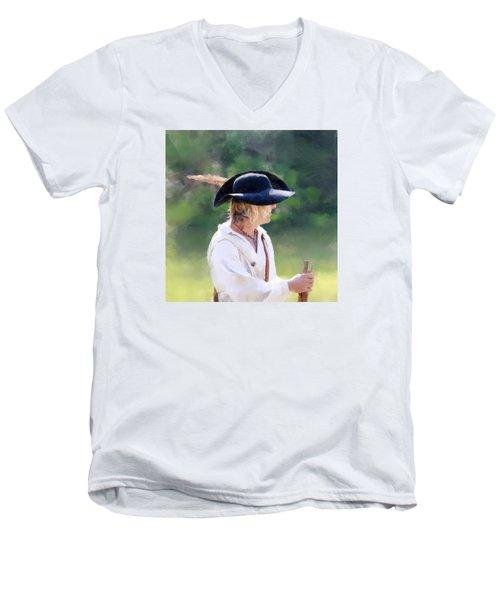 Page 38 Men's V-Neck T-Shirt