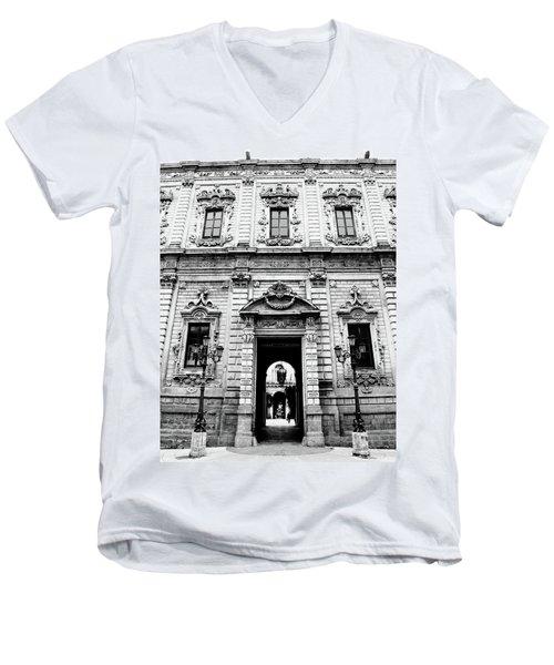 Palazzo Dei Celestini Men's V-Neck T-Shirt