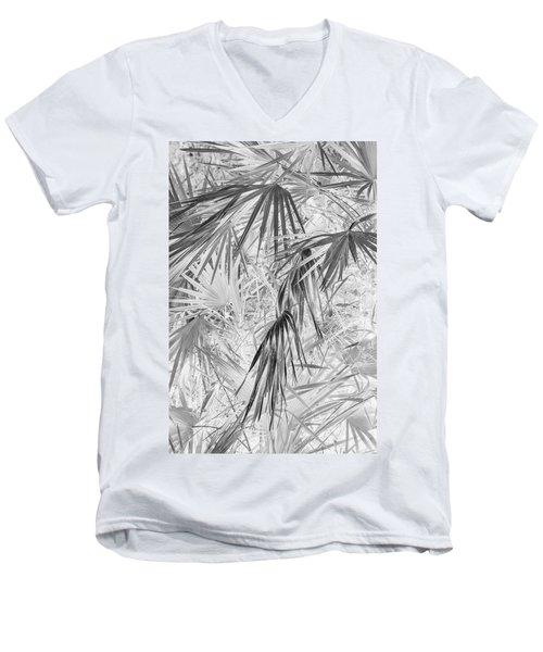 Palmettos Negatives Men's V-Neck T-Shirt
