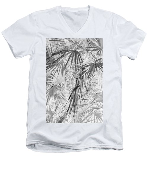 Palmettos Negatives Men's V-Neck T-Shirt