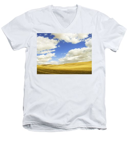 Palouse Valley Men's V-Neck T-Shirt