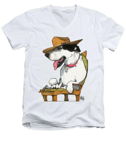 Paluzzi 7-1383 Men's V-Neck T-Shirt
