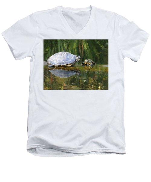 Parental Advice Men's V-Neck T-Shirt