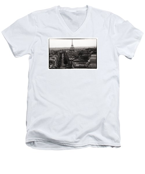Paris 1966 Men's V-Neck T-Shirt
