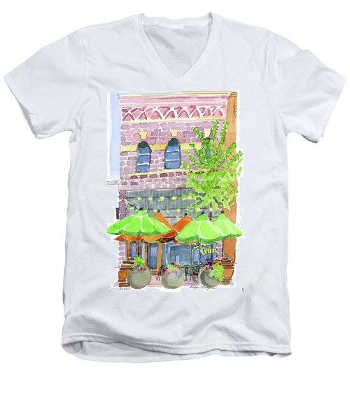 Parker's Bistro Men's V-Neck T-Shirt