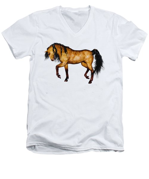 Paso Fino Men's V-Neck T-Shirt
