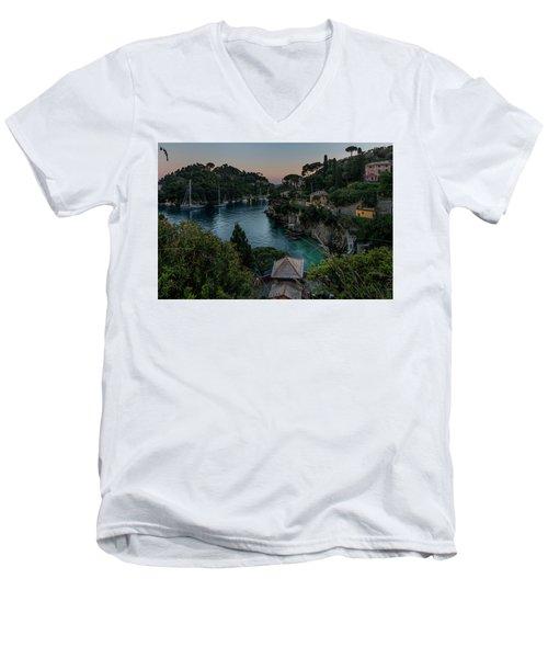 Portofino Bay Men's V-Neck T-Shirt