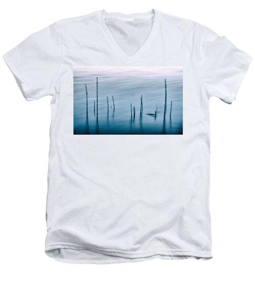 Pateira De Fermentelos  Men's V-Neck T-Shirt