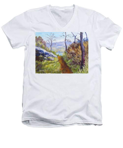 Path To The Water Men's V-Neck T-Shirt