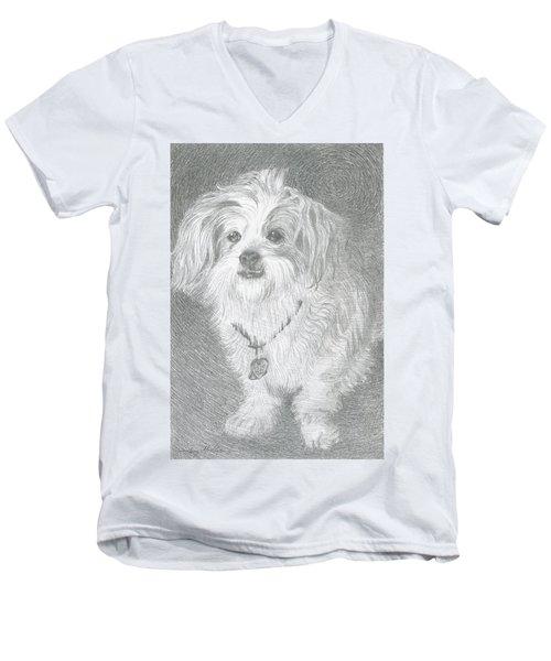 Peppi Men's V-Neck T-Shirt