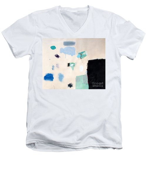 Permutation Men's V-Neck T-Shirt