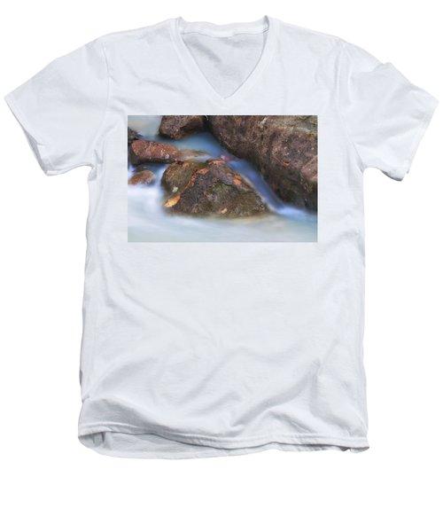 Perpetual Motion Men's V-Neck T-Shirt