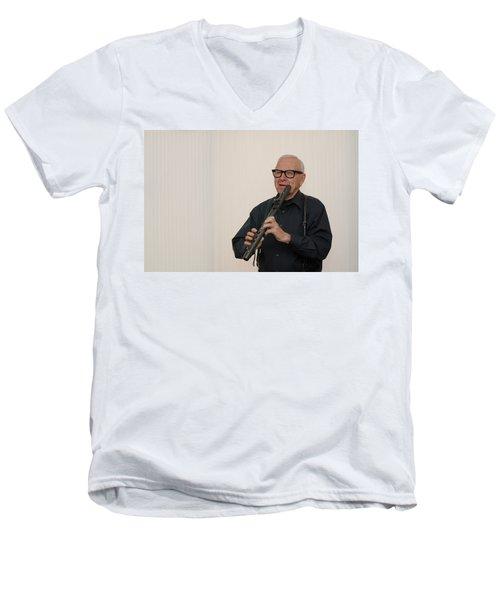 Peter Men's V-Neck T-Shirt