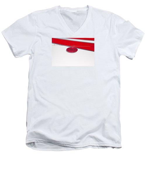 Peterbilt Logo Men's V-Neck T-Shirt
